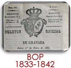 BOP 1833-1842