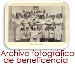 Archivo fotográfico de beneficencia