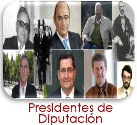 Presidentes de Diputación