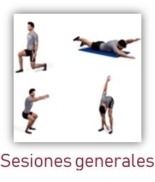Sesiones generales