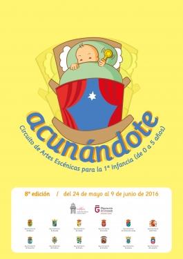 El programa de teatro para bebés llega a 12 municipios de la provincia